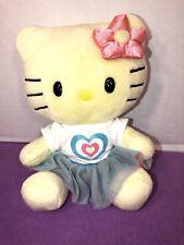 "VGUC-7"" Build a Bear Hello Kitty Smallfrys Doll stuffed animal  plush"