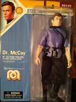 "Mego Star Trek The Original Series Dr. Leonard 'Bones' McCoy 8"" Action Figure"