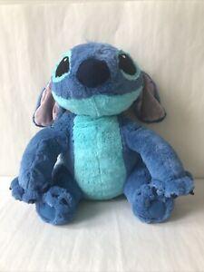 """Disney Store Parks Stitch 14"""" Plush Soft Toy Teddy Lilo & Stitch Free UK P+P"""