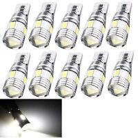 1set T10 501 94 W5W 5630 LED SMD Car HID Canbus Error Free Wedge Light Bulb Lamp