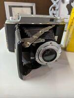 Vintage Kodak Tourist II Folding Camera - Kodet f/12.5 Lens, Kodon Shutter