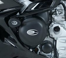 Yamaha FJR1300 2014 R&G Racing LHS Crankcase Engine Case Cover ECC0157BK Black