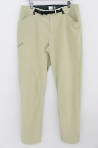 Men Rei Trousers Outdoor Hiking Camping L W32 L30 JJA395