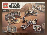 LEGO Star Wars: The Mandalorian Trouble on Tatooine 75299 Building Kit...