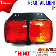 For Hino Kt 725 Kb Kl Kr 2010-14 UD:CMA81'84-88 Tail Lamp Light & Universal LHx1