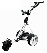 Electric Golf Trolley With Lithium Battery, Inc £189 FREE Gift & Warranty