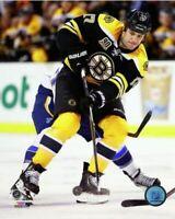 "Milan Lucic Boston Bruins NHL Action Photo (8"" x 10"")"