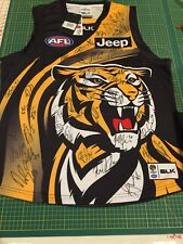 Richmond Signed Jumper/Guernsey 2015/2016 Signed Jumper/Guernsey