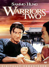 Warriors Two Sammo Hung Yuen Biao DVD Brand New Free Shipping!