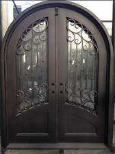BEAUTIFUL HAND MADE IRON ESTATE DESIGNER DOORWAY SURROUND - ID2