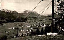 Reit im Winkel Bayern ~1940/50 Oberbayern Kaisergebirge Gebirge Berge Seilbahn