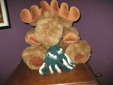 "Moose Plush Large Polardreams Collectible Top Quality 15"" Sitting paid 49.99"