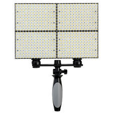 LED Foto-Leuchte Video-Licht CN-B1504 SET Kopflicht Studio Panel Lampe
