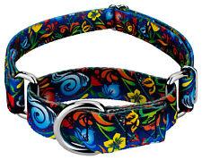 Country Brook Petz® Potpourri Martingale Dog Collar