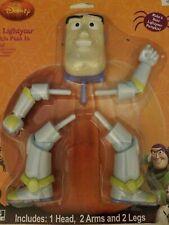 Disney Toy Story Buzz Lightyear Halloween Pumpkin Push In Kit SET NEW RARE