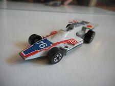Hotwheels Formula 5000 in White (Made in France)