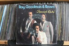 "7"" Single Ray Goodman & Brown - Special Lady / Deja Vu"