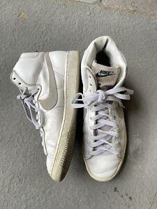 Vintage Nike Penetrator Hi 1984 (Like Jordan 1 Neutral Gray 1985) Size 8.5 AF1