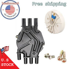 Distributor Cap+Rotor Ignition Kit for GMC Chevrolet Astro Blazer Cadillac 4.3L