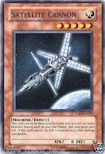 Satellite Cannon - TU01-EN007 - Rare mint