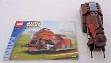 Lego 4491 Lego Star Wars TRADE FEDERATION mini MTT 100% complete