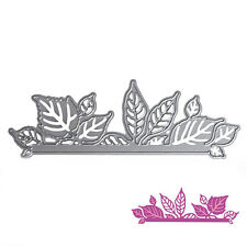 Leaves Cutting Dies Stencils For DIY Scrapbooking Photo Album Card Paper Decor