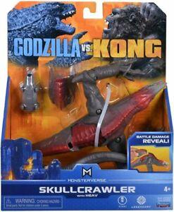 "SKULL CRAWLER MonsterVerse FIGURE Hollow Earth Monster Godzilla vs Kong 15cm 6"""