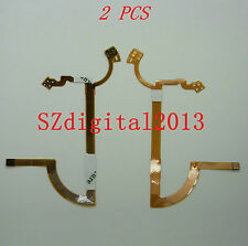 2PCS/ Lens Aperture Flex Cable For TAMRON AF 18-200mm f/3.5-6.3 (For Nikon)