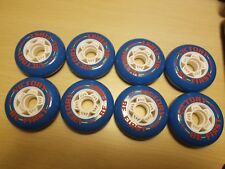 "BRAND NEW ""VICTORY BE FIRST"" INLINE WHEELS SIZE 80mm-78A SET OF 8"