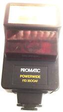 Promatic Powerwide FTD 3500AF TTL Flash for Minolta Maxxum 5000 7000 9000 Camera