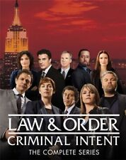 Law And Order - Criminal Intent (DVD, 2016, 47-Disc Set)