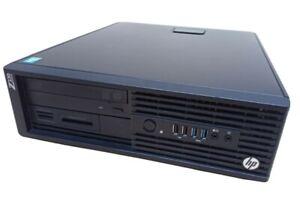 HP Z230 SFF Workstation XEON E3-1225 V3 @ 3.20GHz 8GB RAM 1TB HDD WIndows 10
