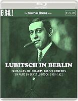 Lubitsch En Berlín - Fairy Tales Melodramas Y Sexo Comedias Blu-Ray Nuevo