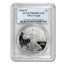 2008-W Proof Silver American Eagle PR-69 PCGS - SKU #44176