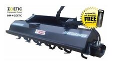 "Blue Diamond Rototiller Skid Steer Attachment, High Torque, 76"" wide"