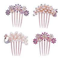 Pearl Hair twists Hair Pins Twists For Wedding Special Occasions #HP22