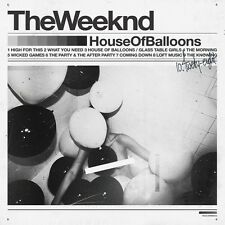 THE WEEKND - HOUSE OF BALLOONS  CD NEW+