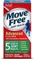 Move Free Advanced Plus MSM,Health Supplement-Glucosamine,Chondroitin 120 ct