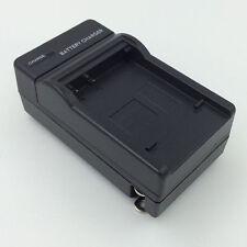DMW-BCF10E Battery Charger DE-A60B fit PANASONIC Lumix DMC-F2 DMC-FH3 FH20 FH22