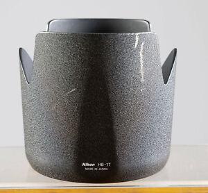 Genuine Nikon HB-17 Lens Hood for Nikkor 80-200mm F2.8 D IF Lens
