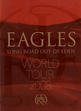 Eagles 2008 Long Road Out Of Eden Tour Concert Program Book Booklet / Nmt 2 Mint