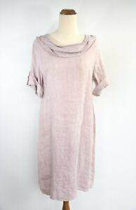 Ladies Italian Linen Dress