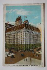AK  PITTSBURGH - The Union Trust Co. Pittsburgh BLDG., 1929