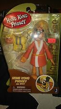 Hong Kong Phooey and Spot Hanna Barbera Action Figure Jazwares