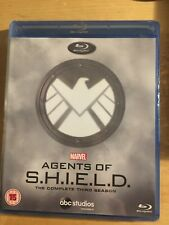 Marvels Agents Of Shield Season 3 Blu-Ray Brand New and Sealed
