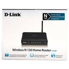 D-Link 150 4 10/100 Wireless N Router (dir-600/de), WLAN-Access Point