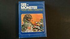 Atari 2600 SEE MONSTER (Sea Monster) PAL New (NUEVO NEUF NEU) - VERY RARE