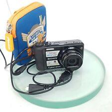 Sony Cyber-Shot DSC-HX7V Digital Camera 16.2MP AVCHD Compass GPS  +charger#179