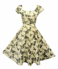 Rockabilly Party 100% Cotton Vintage Clothing for Women