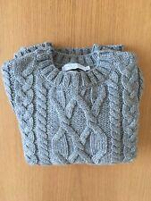 Womens Paul James 100% merino wool jumper small
